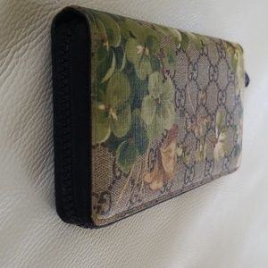 Gucci Bags - Authentic Limited Edition Floral Gucci Wallet